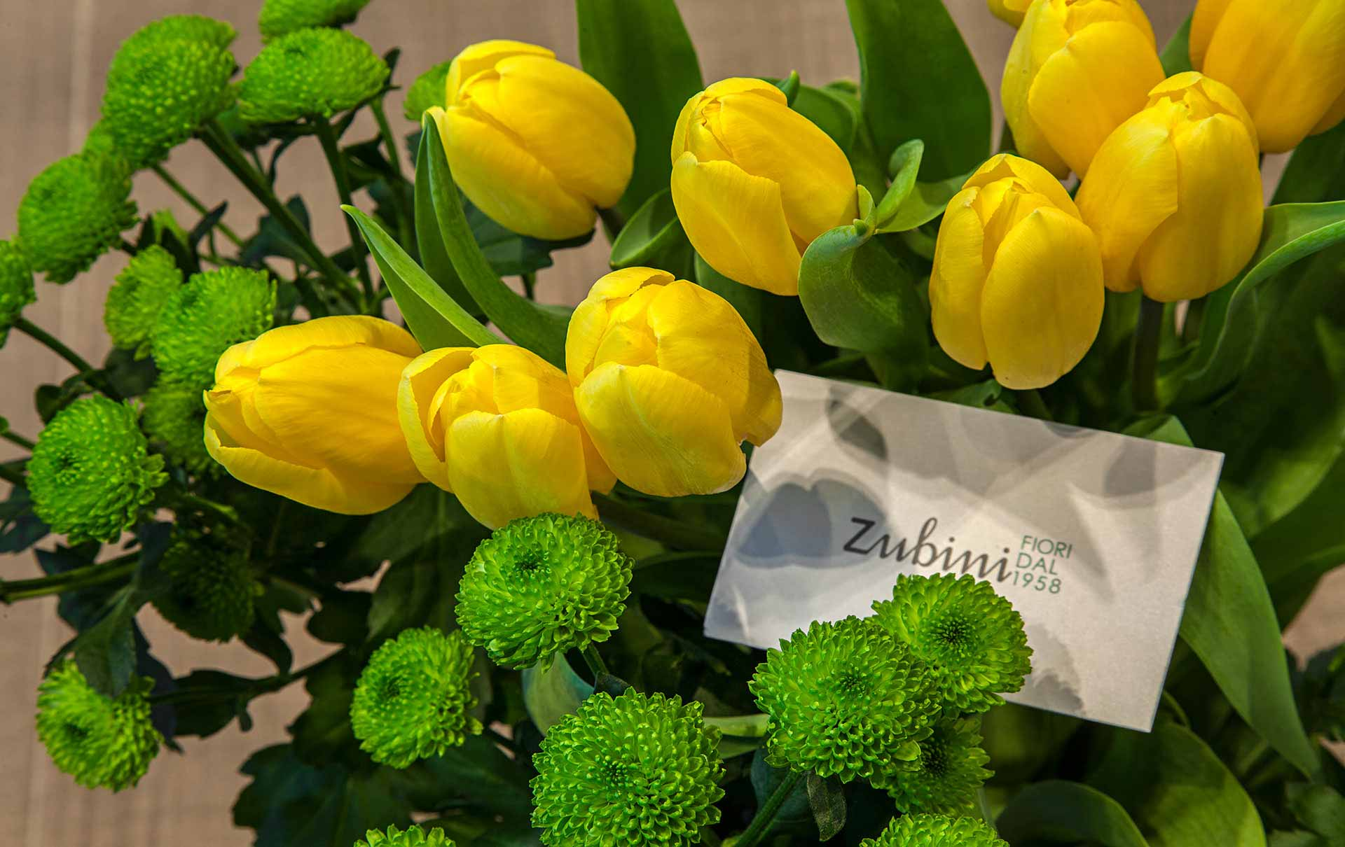 Fiori recisi linguaggio dei fiori zubini - Geranio giallo ...